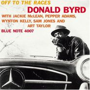 Donald Byrd, Off To The Races (LP)