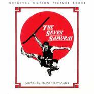 Fumio Hayasaka, Seven Samurai [OST] [Red Vinyl] (LP)