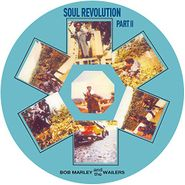 Bob Marley & The Wailers, Soul Revolution Part II [Picture Disc] (LP)