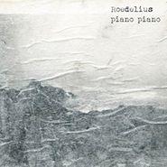 Roedelius, Piano Piano (LP)
