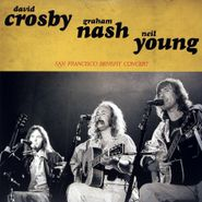 David Crosby, San Francisco Benefit Concert (LP)
