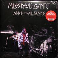 The Miles Davis Quintet, April 11, 1970 Fillmore West (LP)