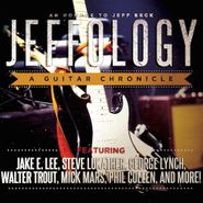 Various Artists, Jeffology - A Guitar Chronicle: A Tribute To Jeff Beck (CD)