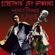 Screamin' Jay Hawkins, Live (CD)