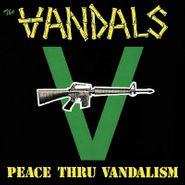 "The Vandals, Peace Thru Vandalism EP (12"")"