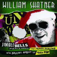 "William Shatner, Jingle Bells (Punk Rock Version) / Silent Night (7"")"