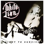 White Lion, Fight To Survive (LP)