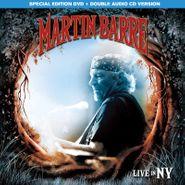 Martin Barre, Live In NY (CD)