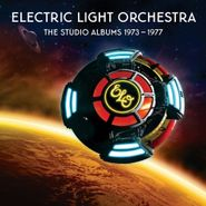 Electric Light Orchestra, The Studio Albums 1973-1977 [Box Set] (CD)