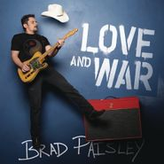 Brad Paisley, Love and War (CD)