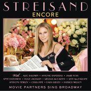 Barbra Streisand, Encore: Movie Partners Sing Broadway (CD)