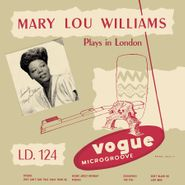 Mary Lou Williams, Plays In London [Import] (CD)