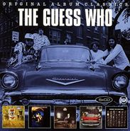 The Guess Who, Original Album Classics (CD)