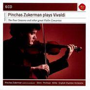 Antonio Vivaldi, Pinchas Zukerman Plays Vivaldi [Box Set] (CD)