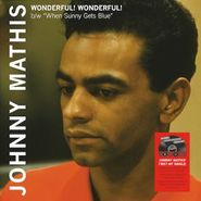 """Johnny Mathis, Wonderful! Wonderful! / When Sunny Gets Blue [Record Store Day] (7"""")"""
