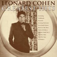 Leonard Cohen, Greatest Hits (LP)