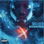 Big Boi, Boomiverse [Blue/White Swirl] (LP)