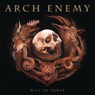 Arch Enemy, Will To Power (CD)