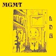 MGMT, Little Dark Age (LP)