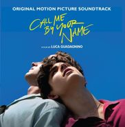 Various Artists, Call Me By Your Name [OST] [Blue Vinyl] (LP)
