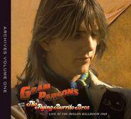 Gram Parsons, Archives Volume One - Live At The Avalon Ballroom 1969 (CD)
