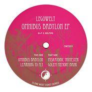 "Legowelt, Omnibus Babylon (12"")"