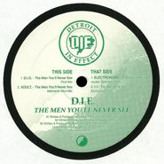 "Various Artists, The Men You'll Never See E.P. (12"")"