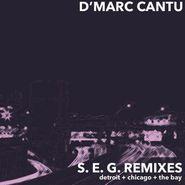 """D'Marc Cantu, S.E.G. Remixes (12"""")"""
