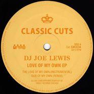 """Joe Lewis, Love Of My Own (12"""")"""