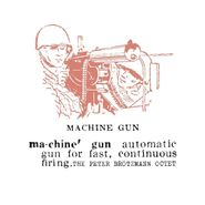 The Peter Brötzmann Octet, Machine Gun (LP)