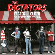 The Dictators, Faster... Louder: The Dictators' Best 1975-2001 (CD)