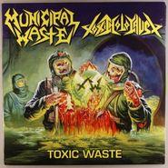 "Municipal Waste, Toxic Waste [Neon Yellow Vinyl] (12"")"