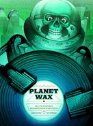 "Various Artists, Planet Wax: Sci-Fi/Fantasy Soundtracks on Vinyl [Record Store Day Book + 7""] (7"")"