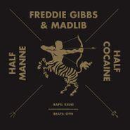 """Freddie Gibbs, Half Manne Half Cocaine (12"""")"""