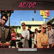 AC/DC, Dirty Deeds Done Dirt Cheap [Remastered 2003 Issue] (LP)