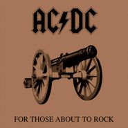 AC/DC, For Those About To Rock We Salute You (CD)