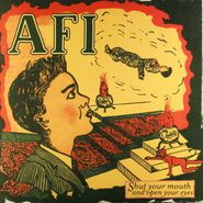 AFI, Shut Your Mouth & Open Your Eyes [Limited Edition, Colored Vinyl] (LP)