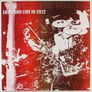 A Place To Bury Strangers, Loud And Live In 2012 [Limited Edition, Blue/White Marbled Vinyl] (LP)