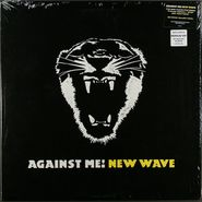 Against Me!, New Wave [Limited Edition, Colored Vinyl] (LP)