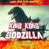 Akira Ifukube, King Kong Vs. Godzilla [OST] (CD)