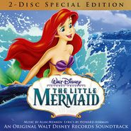 Alan Menken, Little Mermaid [OST] [Limited Edition] (CD)