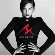 Alicia Keys, Girl On Fire (CD)