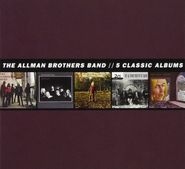 The Allman Brothers Band, 5 Classic Albums [Box Set] (CD)