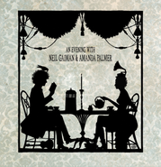 Neil Gaiman, An Evening With Neil Gaiman & Amanda Palmer (LP)