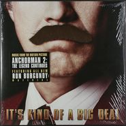 Various Artists, Anchorman 2: The Legend Continues [OST] [Limited Edition Felt Mustache Cover] (LP)