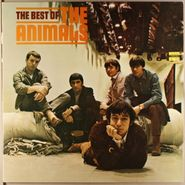 The Animals, The Best of the Animals (LP)