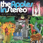 The Apples In Stereo, New Magnetic Wonder (CD)