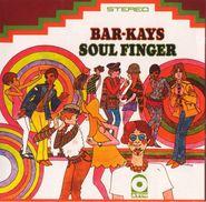 The Bar-Kays, Soul Finger (CD)