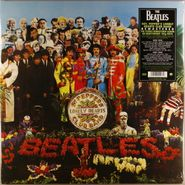 The Beatles, Sgt. Pepper's Lonely Hearts Club Band [2012 Reissue] (LP)