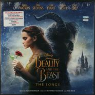 Various Artists, Beauty And The Beast: The Songs [Blue Vinyl OST] (LP)